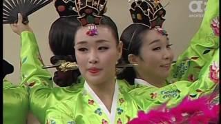Корейский народный танец