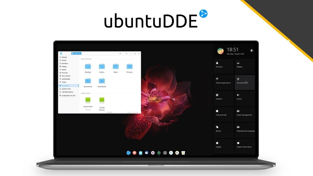 Ubuntu DDE 20.04 LTS | Deepin Desktop + Ubuntu | A New Remix to Rule Them All?