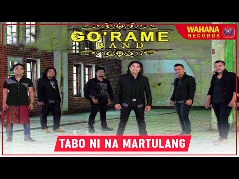 Go'Rame Band - Tabo Ni Na Martulang