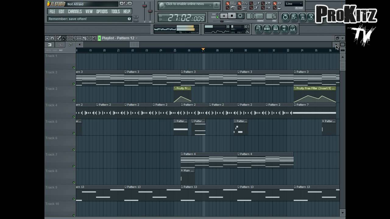prokitz fl studio
