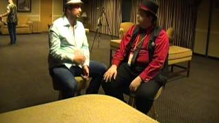 Peter New interviewed by PonyToast at Las Pegasus Unicon 2013