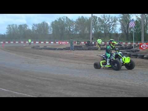 Practice TT 50cc KC Raceway 4/17/16