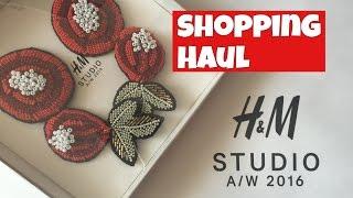 Shopping haul: Модные покупки: h&m studio, zara, mango тренды сезона 2016