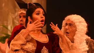 Ópera EL BARBERO DE SEVILLA de G. Rossini