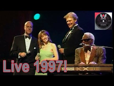 Ray Charles with John Farnham, Kylie Minogue & Anthony Warlow | LIVE 1997