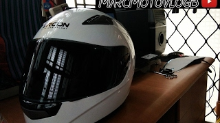 #079 Unboxing Helm (Lagi) dan Review Sircon VR Helmet - Ganteng abis!