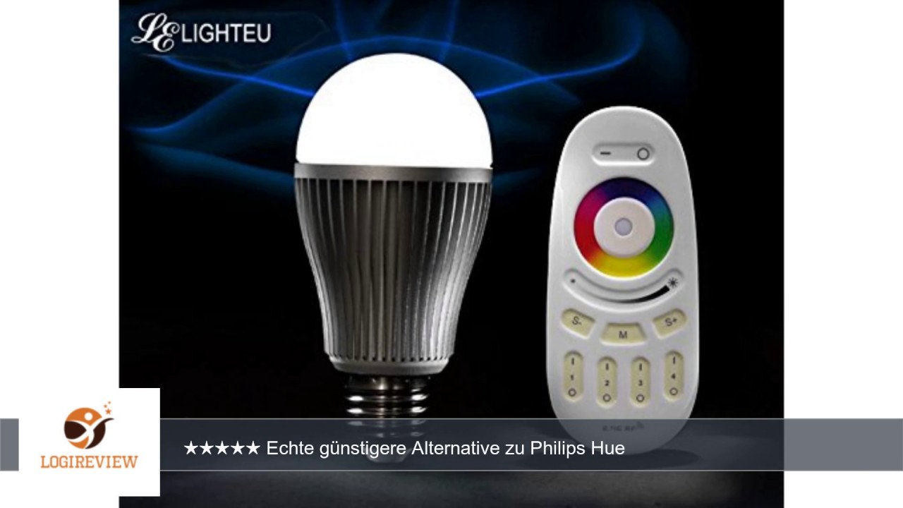 Lighteu 2x wlan led lampe original lighteu color rgb warm wei lighteu 2x wlan led lampe original lighteu color rgb warm wei 9 watt e27 dimmbar mit 4 zonen parisarafo Choice Image