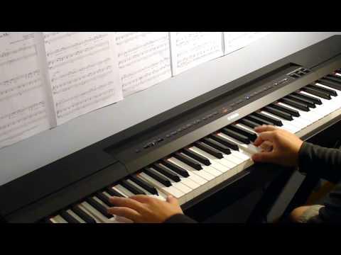 Jesus Loves Me (Chris Tomlin) - Piano Accompaniment