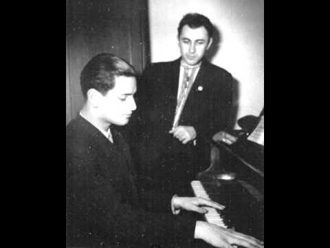 Naum Shtarkman plays Schumann Carnaval op. 9 - 1959