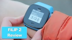 FiLIP 2 Review, Wearable Phone, Smart Locator and Watch For Kids
