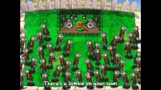 растения против зомби видео клип(видео клип в концовке, песня та крутая растения против зомби., 2015-03-06T02:02:51.000Z)