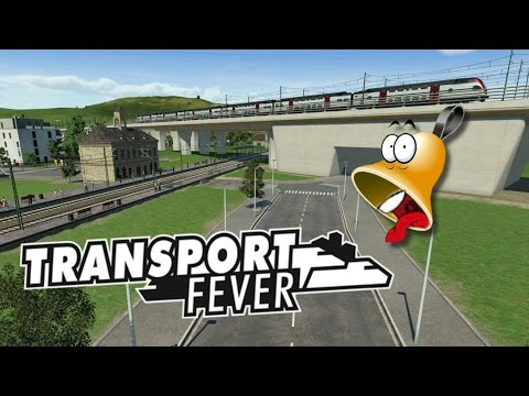 THE SELF-CROSSING DOUBLE STATION || Transport Fever - Part 26