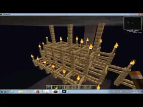 Minecraft tutorial briconsejo 3 mas lamparas de ara a y - Lamparas arana modernas ...
