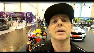 MOTO GP REPSOL HONDA #93 RACING BIKE BY MARC MARQUEZ RED BULL SUPERBIKE WALKAROUND
