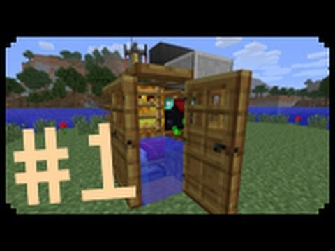 minecraft how to make a compact and fully functional house new record youtube - Smallest House In The World Minecraft