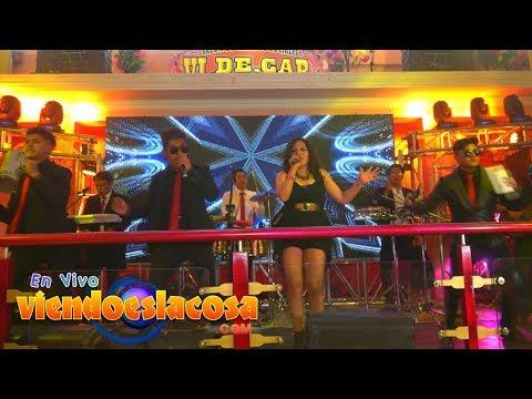 VIDEO: LA REKINTA - Mix Grandes Éxitos De La Cumbia ¡En VIVO! - VIENDO ES LA COSA - CUMBIA 2019