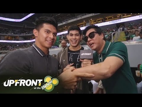Upfront at the UAAP Season 80 | October 14, 2017
