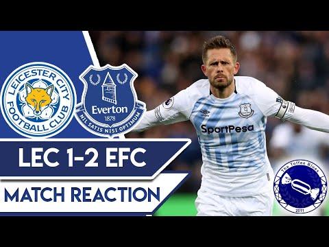 Match Report | Leicester City 1-2 Everton