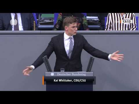 Rede Kai Whittaker MdB | Hartz IV