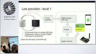 Deep learning with low precision - Hackware v3.6