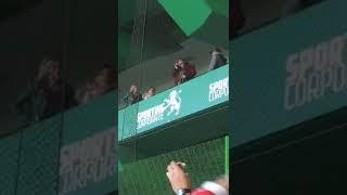 بالفيديو.. ردة فعل غريبة لوالدة رونالدو بعد فوز بنفيكا على سبورتينج لشبونة - صحيفة صدى الالكترونية