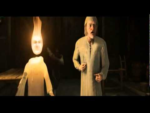Jim Carrey Christmas Carol.A Christmas Carol 2009 Jim Carrey Hq Preview