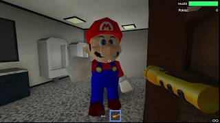 (Clickbait) If mario was in roblox............. (smg4 fans dont sue me)