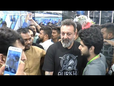 Bollywood Icon Sanjay Dutt  Inaugurated Adapt Fitness