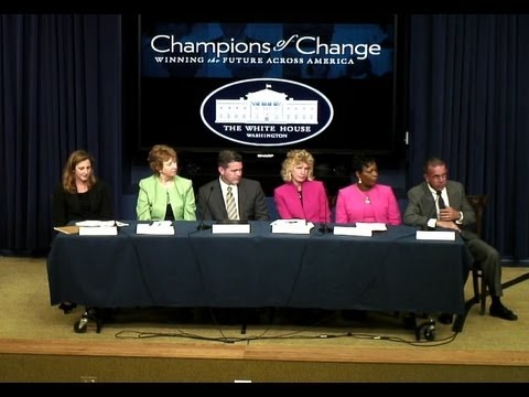 Champions of Change: Greening Our Cities and Towns Part 2