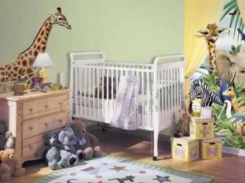 Giraffe Bedroom Decorating Ideas
