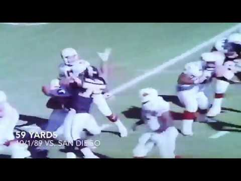 [OC] [Highlight] Today is QB Gary Hogeboom's 61st birthday. Here are the 6 longest touchdowns of Hogeboom's career, including a beautiful 68-yard TD to Tony Dorsett