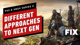 playstation-xbox-approaches-gen-ign-daily-fix