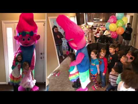 Paige's 7th Birthday Party