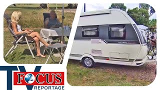 Deutschland im Camping-Fieber! Potṡdam statt Mallorca | Focus TV Reportage