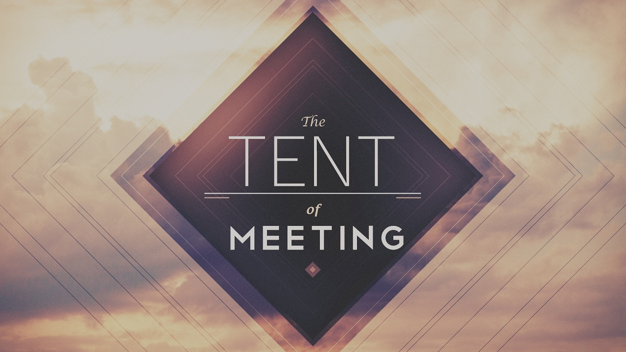 The Tent of Meeting - Moses : moses tent of meeting - memphite.com