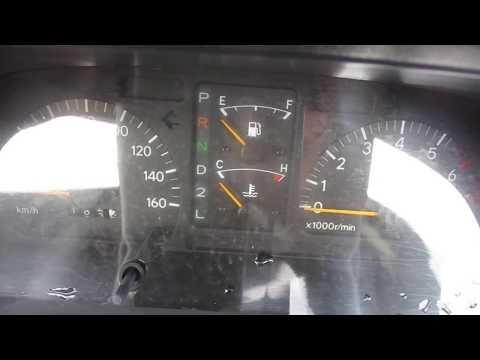 Работа двигателя 3Y Toyota Lite Ace куз. YR30-5026995