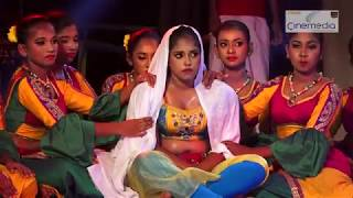 Sri lanka Traditional Dancing Event  Sandeepani Ranga rata By Cine Media