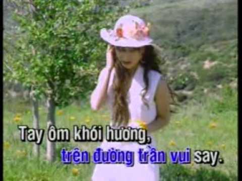 Karaoke- Bo da xanh ta toi