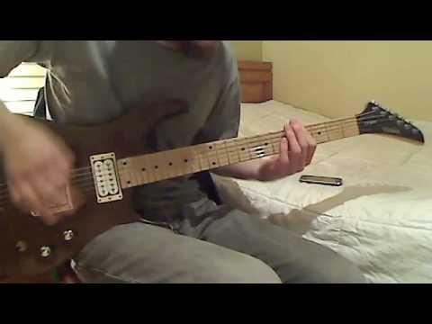 Deftones - MX (guitar cover)