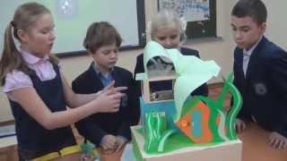 Проект по английскому языку в 4 классе Д Пушкарёвой Ю. В.