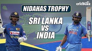 Nidahas Trophy Match Story: Sri Lanka vs India, 1st T20I