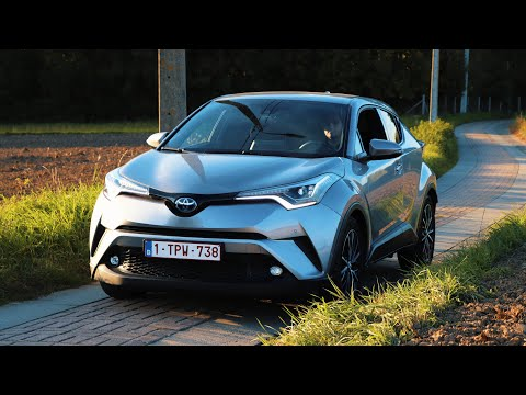 THE END OF DIESEL IN EUROPE?? 2019 Toyota C-HR Hybrid Review