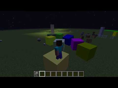 Minecraft Modding: Integrated Physics Tests