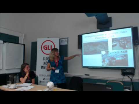 ISS15 - The Experience of Organising