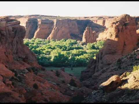APACHE TEARS - Canyon de Chelly Native Flute Music
