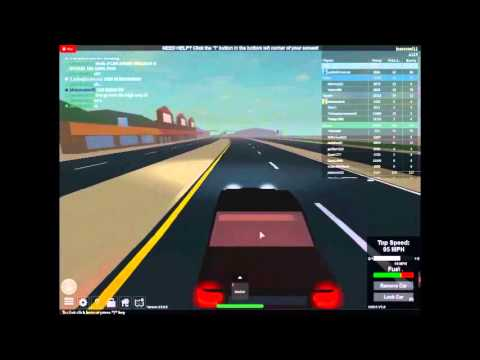 ROBLOX: Ultimate Driving II V2.0 (MUSIC)