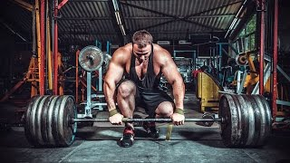 Without a Dream We Die - Powerlifting Motivation (MuscleFactory DARK) Пауэрлифтинг