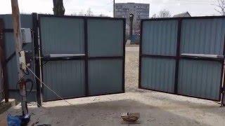 Автоматика для распашных ворот Nice TOONA 5016P.Майкоп, Белореченск(, 2016-02-28T22:30:41.000Z)