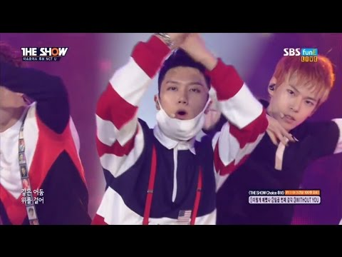 160419 [HD] NCT U-Interview+WITHOUT YOU+The 7th Sense (Debut Stage) @ Th3 Sh0w