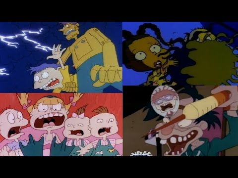 Rugrats Scariest Scenes Part Two Youtube